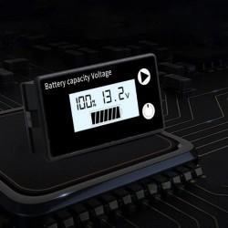 Monitor de batería 12v