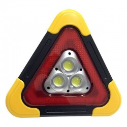 Luz Triángulo de Emergencia...
