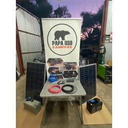 Kit Solar 160Watts