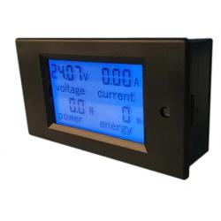 Monitor de batería con...